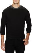 BLK DNM Men's Classic Pullover Sweatshirt