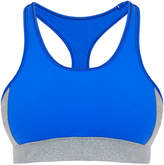 Splits59 Daphne Blue High Impact Sports Bra