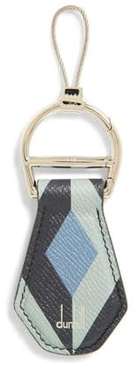 Dunhill Cadogan Leather Key Chain