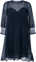 See by Chloe knitted dress