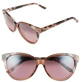 Maui Jim Women's Sunshine 56Mm Polarizedplus2 Sunglasses - Marsala Tokyo Tortoise/ Bronze