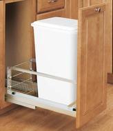 Rev-A-Shelf Premiere 50-Quart Waste Container