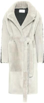 Common Leisure Wool and alpaca coat