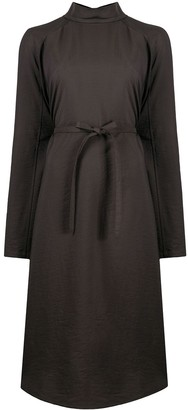 Lemaire Oversized Midi Shirt Dress