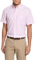 Nordstrom Trim Fit Oxford Sport Shirt (Regular & Tall)