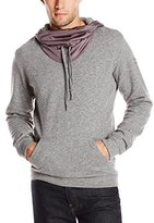 Jet Lag Men's Melange Pullover Hoodie Sweatshirt