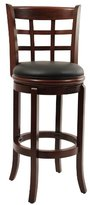Boraam 41229 Kyoto Swivel Stool, 29-Inch, Cherry