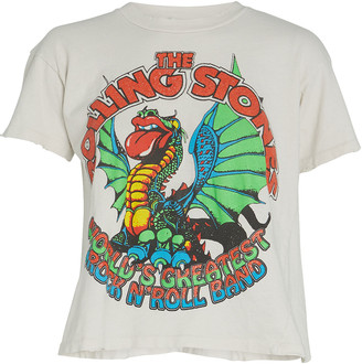 MadeWorn Rolling Stone Cotton Dragon T-Shirt