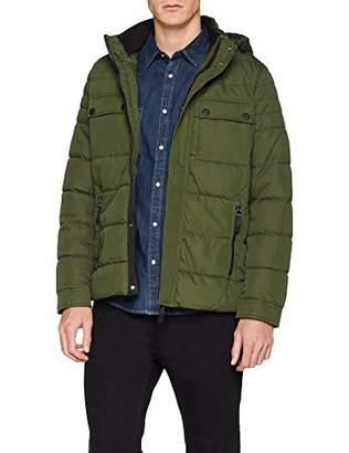 S'Oliver Men's 28.809.51.8106 Jacket, (Black 9999), S