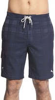 Tommy Bahama Men's 'Baja Plaid' Board Shorts