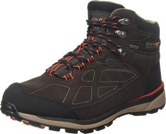 Regatta Men's 'Samaris Suede' Waterproof Walking Boots High Rise Hiking