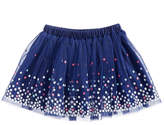 First Impressions Sequin-Print Tutu Skirt, Baby Girls, Created for Macy's