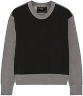 Norma Kamali Stretch-cotton jersey top