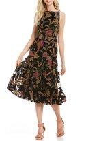 Antonio Melani Gigi Velvet Burnout Dress
