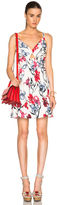 Thakoon Open Front Dress
