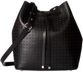 Lodis Blair Perf Gail Medium Drawstring Drawstring Handbags