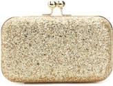 Lulu Townsend Chunky Glitter Clutch - Women's