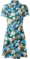 Carven floral print shirt dress