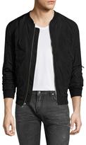 BLK DNM Solid Zip Jacket