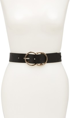 Linea Pelle Double O-Ring Belt