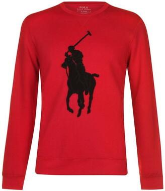 Polo Ralph Lauren Polo Large Pony Polo Crew Sweater