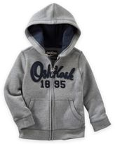 Osh Kosh Heritage Fleece Hoodie in Grey