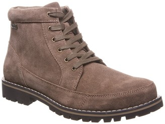 BearPaw Noah Neverwet Suede Boot