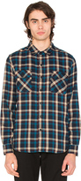 HUF Taylor Flannel Button Down