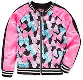 Jo-Jo JOJO Jojo Girls Lightweight Bomber Jacket