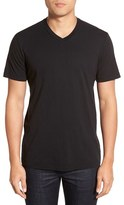 Velvet by Graham & Spencer Men's 'Samsen' V-Neck T-Shirt