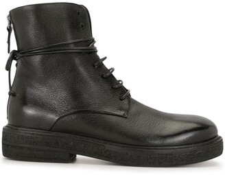 Marsèll Lace-Up Ankle Boots