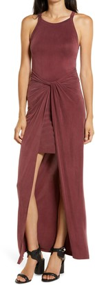 AllSaints Sami Sleeveless Maxi Dress