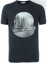 Moncler icicle print logo T-shirt