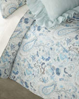 Pine Cone Hill Ines Linen King Duvet Cover