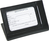 Royce Leather Card Case with Multi Windows 402-6