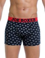Joe Boxer Men's Pucker up Fitted Boxer