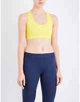 Monreal London Essential stretch-jersey sports bra