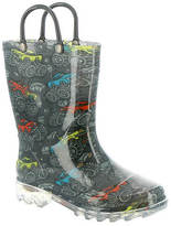 Western Chief Monster Truck Tumble Lighted (Boys' Toddler-Youth)