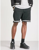 Fear Of God Fifth Collection dropped-crotch mesh shorts