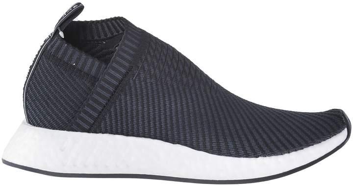 adidas Nmd Primeknit Slip On Sneakers