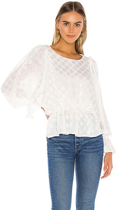 BB Dakota Dot A Dream Blouse