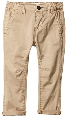 Cotton On Roller Chino (Toddler/Little Kids/Big Kids) (Washed Stone) Boy's Casual Pants