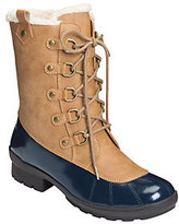 Aerosoles A2 Core Comfort Lace-up Cold Weather Boots - Barricade
