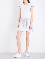 James Perse Short-sleeved cotton dress