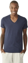 Alternative Perfect Organic Pima V-Neck T-Shirt