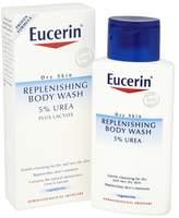 Eucerin Dry Skin Replenishing Body Wash 5% Urea Plus Lactate (400ml)