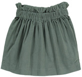 Ketiketa Simone Ribbed Velvet Skirt