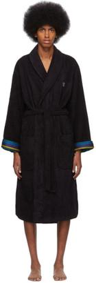 Paul Smith Black Zebra Dressing Gown