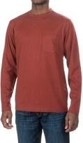Woolrich Tall Pine Pocket T-Shirt - Long Sleeve (For Men)