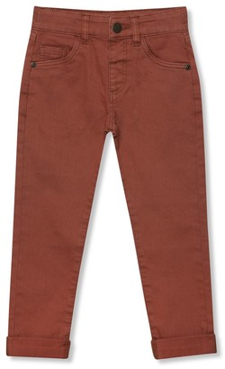 M&Co Rust coloured jeans (3-12yrs)